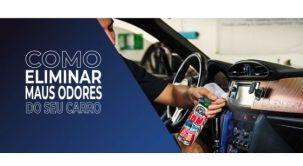 Faça você mesmo – Como eliminar maus odores do seu carro.